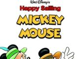 Happy Sailing, Mickey Mouse