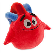 Inner Workings Heart plush