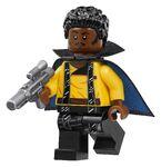 LEGO Solo figure - Lando Calrissian