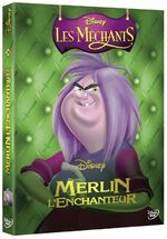 Les Méchants Merlin L'Enchanteur DVD