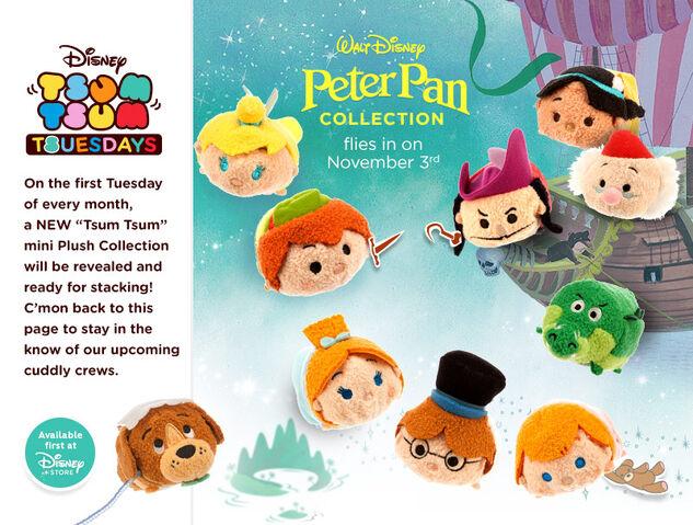 File:Peter Pan Tsum Tsum Tuesday -1.jpg