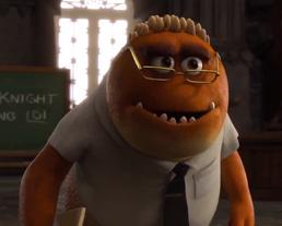 Profile- Professor Knight