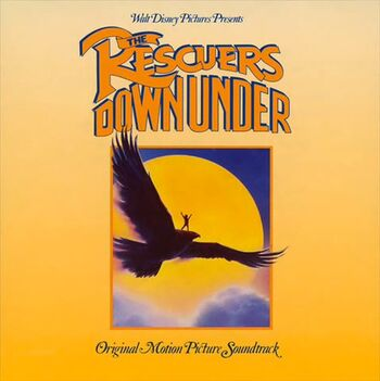 The Rescuers Down Under Soundtrack Disney Wiki
