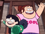 S1E16 Grenda and Candy's sleepover