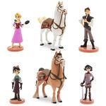 Tangled The Series Figurine Playset