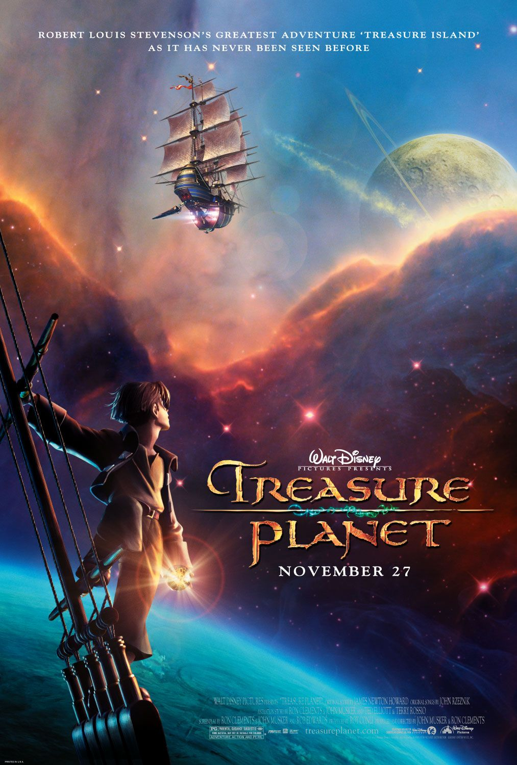 Treasure Planet | Disney Wiki | FANDOM powered by Wikia