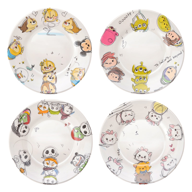 Tsum Tsum Plate Set.jpg  sc 1 st  Disney Wiki - Fandom & Image - Tsum Tsum Plate Set.jpg | Disney Wiki | FANDOM powered by Wikia
