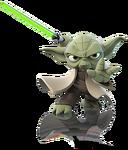 Yoda DI Render