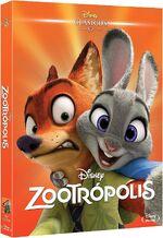 Zootopia Spain Blu-ray Classics