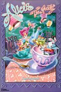 Alice Mad Tea Party Tokio Disney