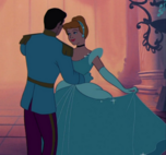 Cenicienta baila Príncipe