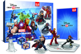 DisneyINFINITYMarvel PackPrincipiante