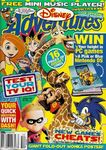 Disney Adventures Magazine Australian cover Oct 2005