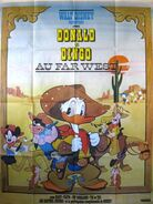 Donald et Dingo au Far West