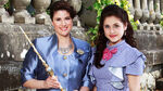 Fairy Godmother and her Daughter Jane