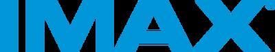 Imax logo blue