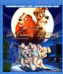 Lady and the Tramp 2 - 2012 French-English DVD Cover