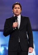 Luke Wilson speaks at Laureus World Sports Awards
