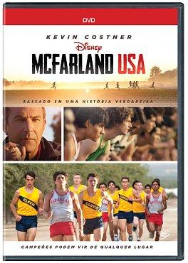 McFarland USA - Capa DVD Nacional