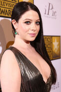 Michelle Trachtenberg Critics Choice TV Awards