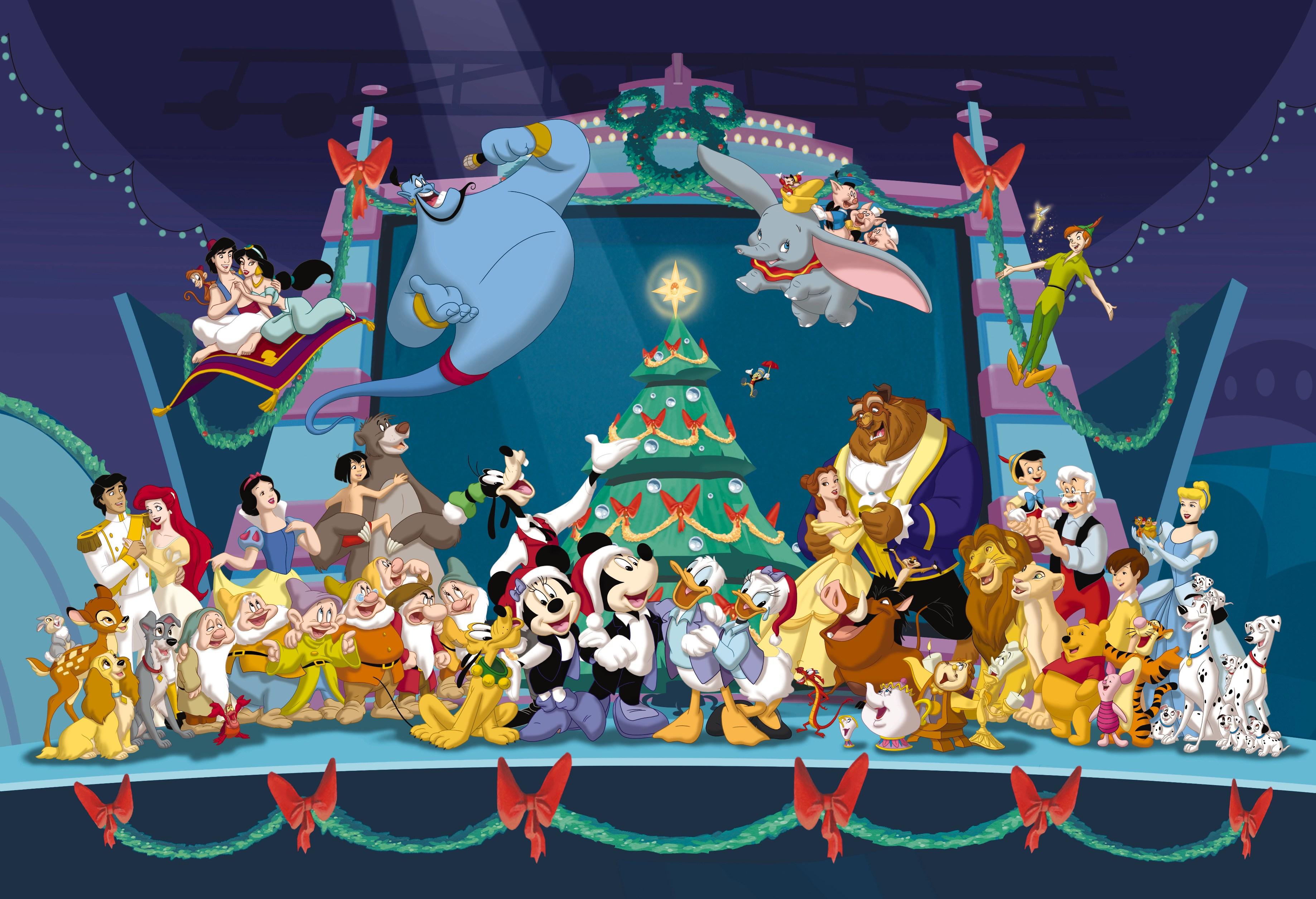 mickeys magical christmas 1024x699jpg - Mickey Magical Christmas