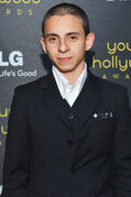 Moises Arias 14th YHA