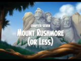 Mount Rushmore or Less