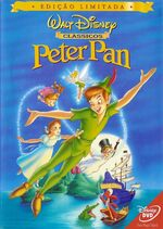 Peter Pan 2000 Brazil DVD