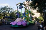 Pixar play parade a bug's life
