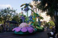 Pixar play parade a bug's life
