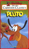 Pluto Walt Disney Cartoon Classics