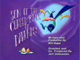 Son of the Cursed Black of Darkness