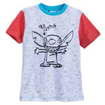Stitch ''Me Stitch'' T-Shirt for Boys