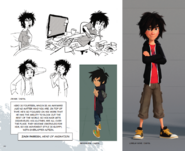 The Art of Big Hero 6 (artbook) 082