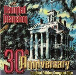The HauntedMansion-30th Anniversary1999