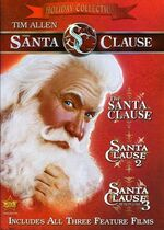 The Santa Clause 3-Movie Collection Box Set