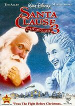 The Santa Clause 3 DVD