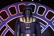 Vader Costume. Star Wars identities