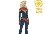 Captain Marvel/Gallery