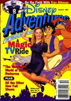 12 Disney Adventures October 1997