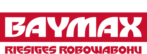 Baymax - Riesiges Robowabohu Logo