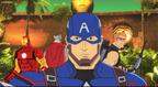 Captain America AUR 114