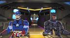Captain America n Black Panther AUR 11