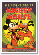 Cover adventures of mickey mouse 02