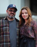 David Cross Amber Tamblyn