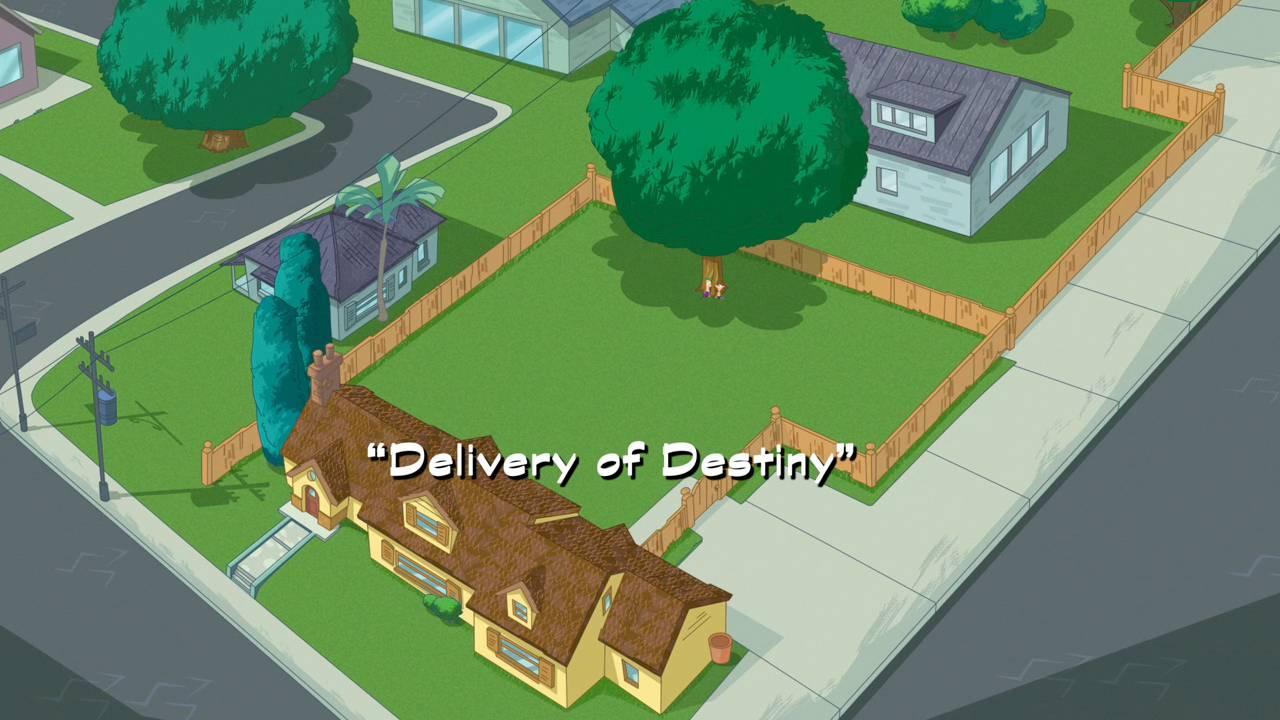 Delivery Of Destiny Disney Wiki Fandom Powered By Wikia