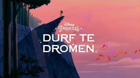 Disney Princess - Durf te dromen