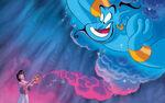 Disney Princess Jasmine's Story Illustration 8