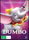 Dumbo 2016 AUS DVD