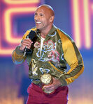 Dwayne Johnson speaks MTV Movie & TV Awards19